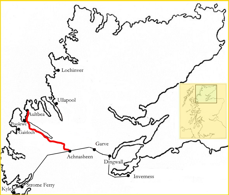 Loch Maree And Aultbea Railway
