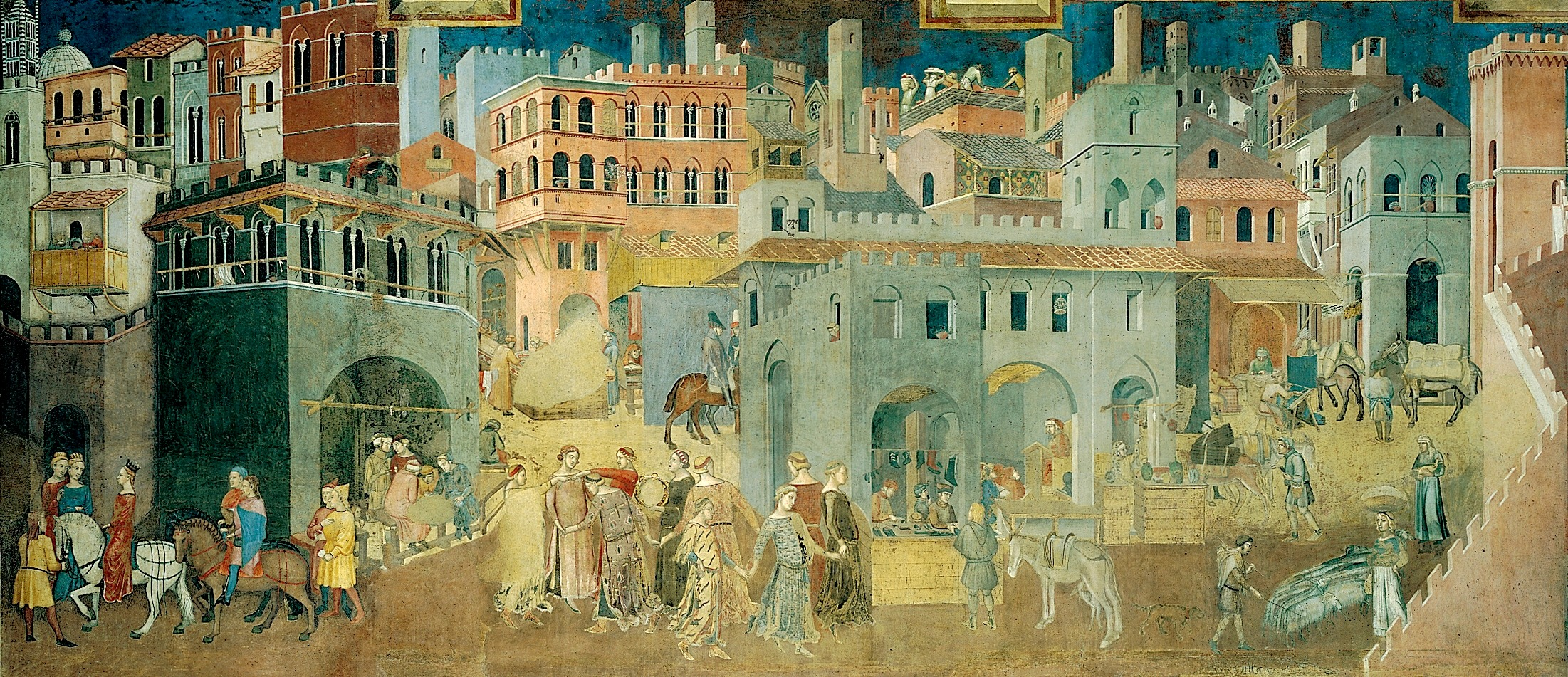 Lorenzetti,_Ambrogio._Effeti_del_buon_go