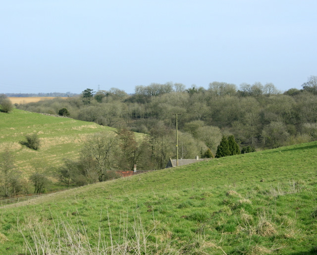 Lower Shirehill Farm - geograph.org.uk - 1228813