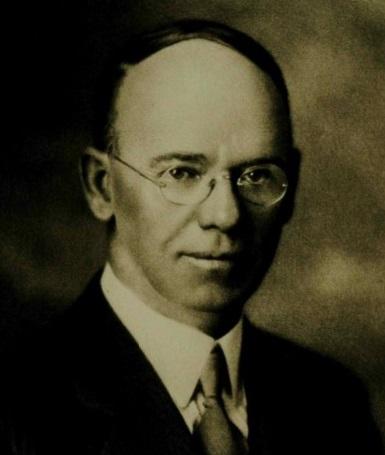 Photograph of Congressman Lynn Sedwick Hornor
