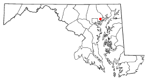 Carroll Crest, Maryland human settlement in Maryland, United States of America
