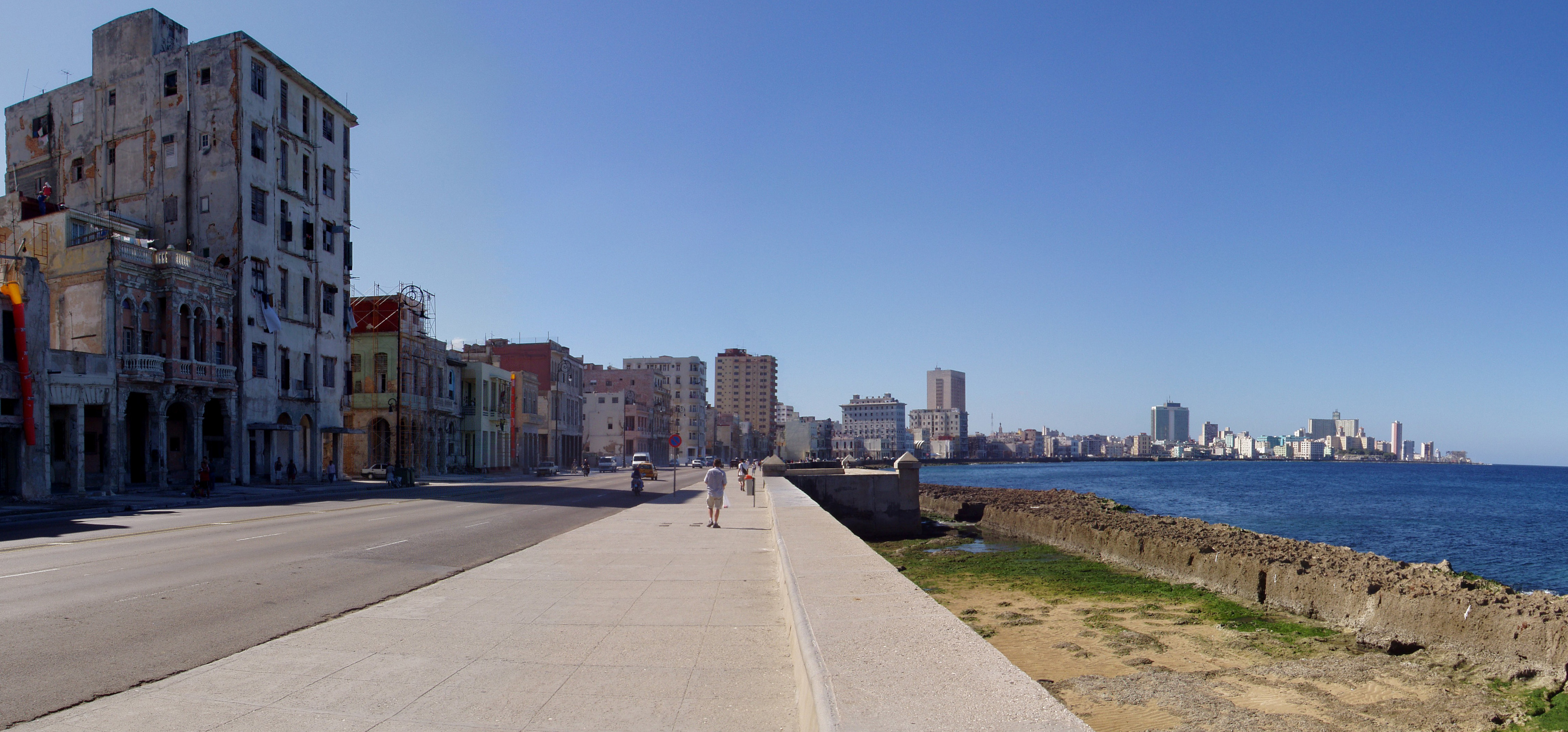 File:Malecón am Tag.jpg - Wikimedia Commons