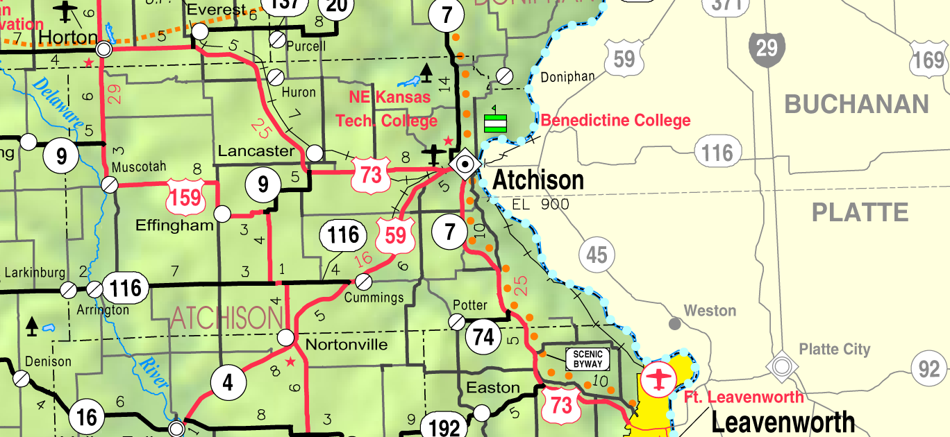 File:Map of Atchison Co, Ks, USA.png   Wikimedia Commons