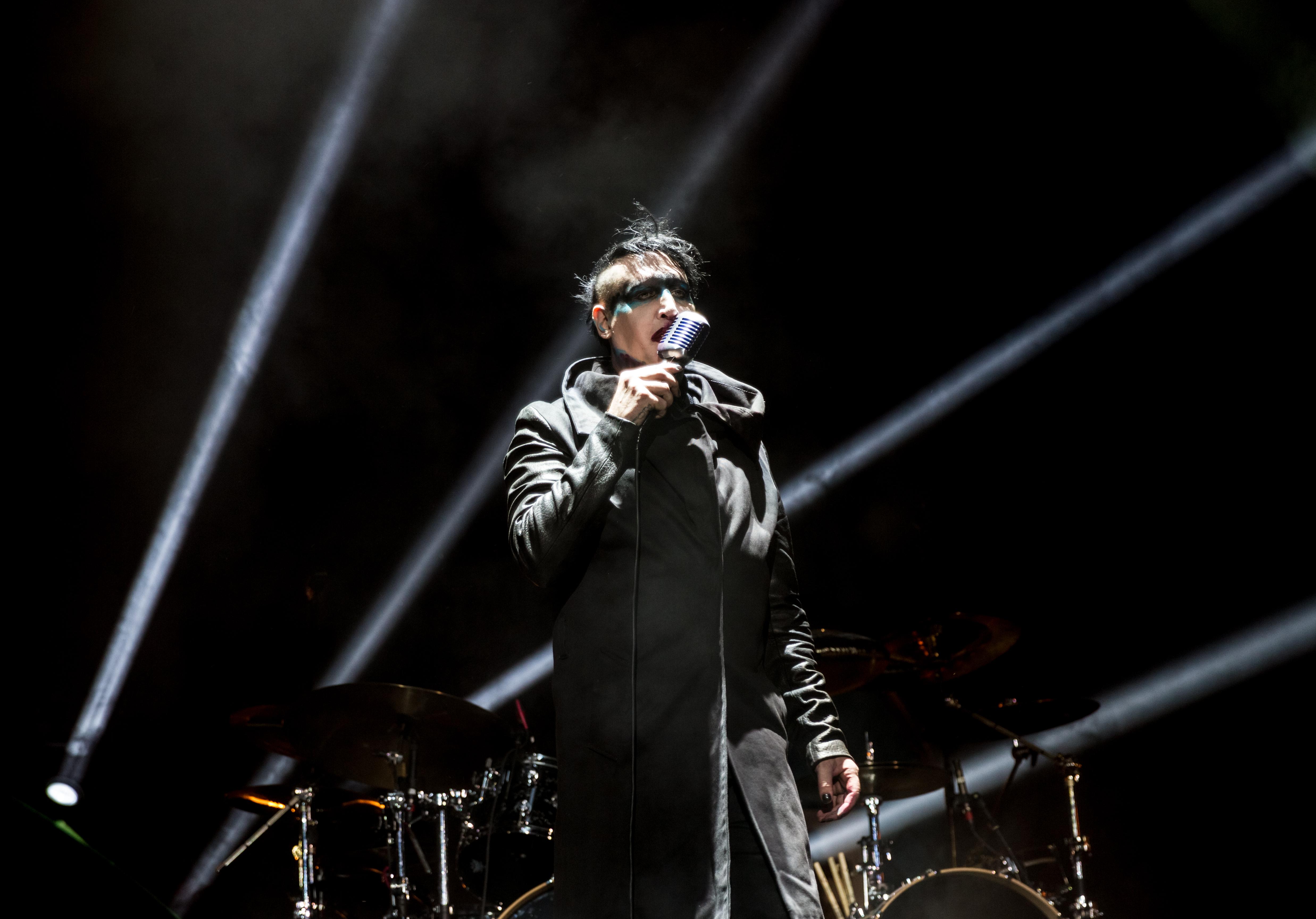 Manson Tour