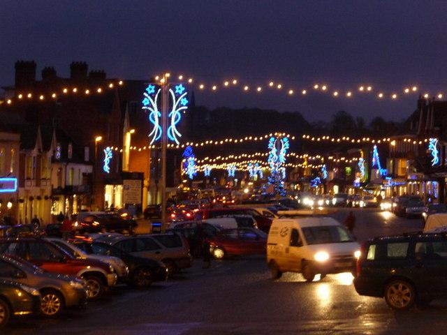 Image for C Christmas Lights