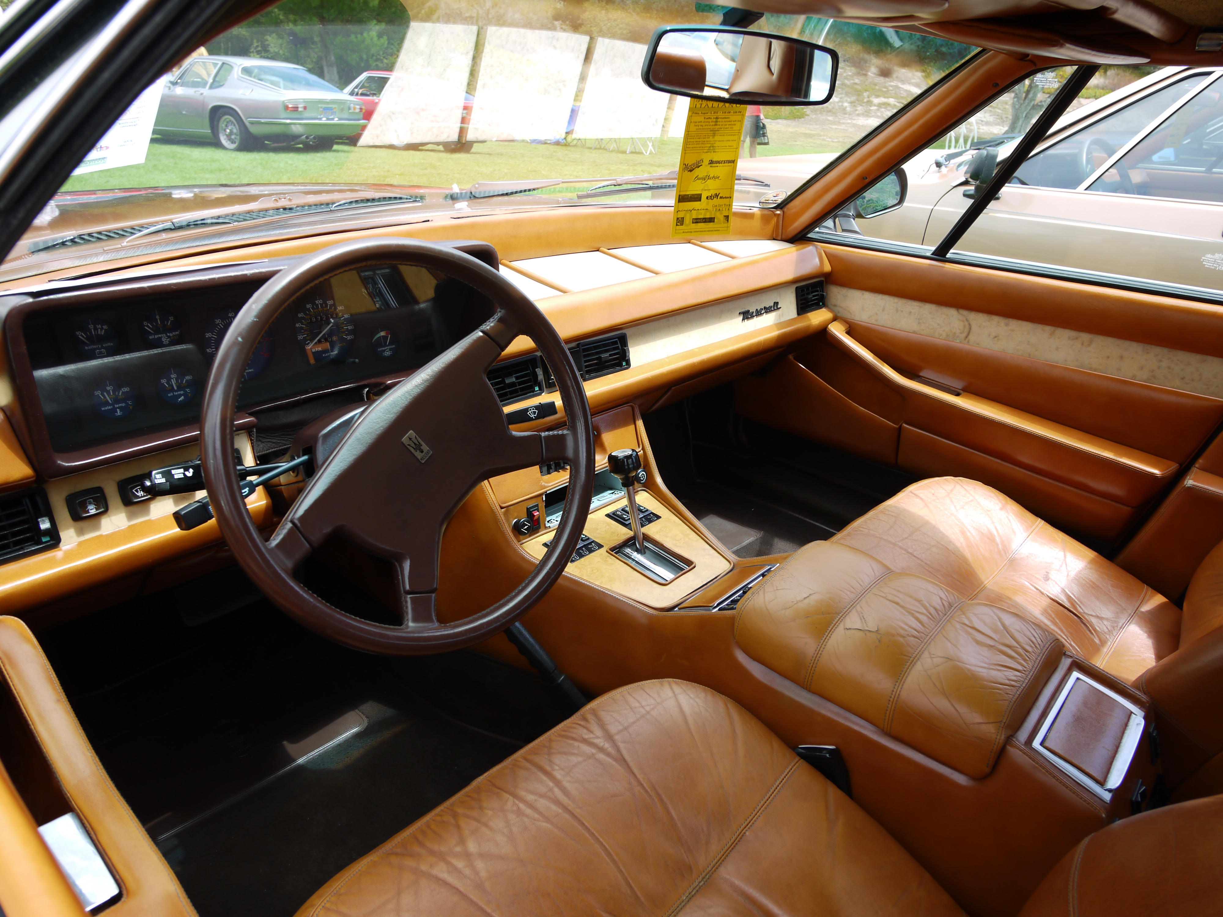File Maserati Quattroporte Int Jpg Wikimedia Commons