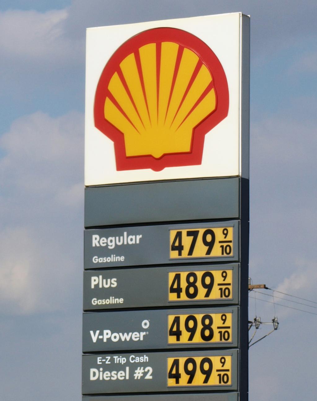 Regular gas