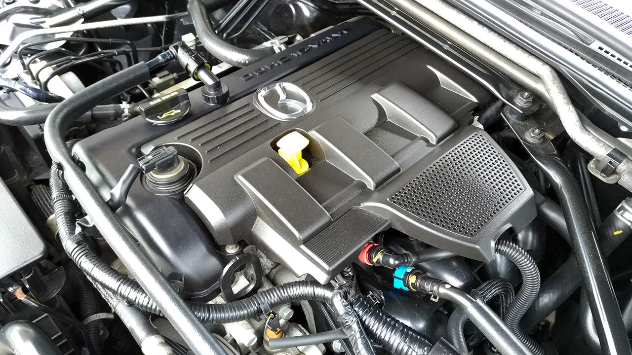 Mazda Miata MX-5 3D Logo Chrome Stainless Steel License Plate Au-Tomotive Gold INC