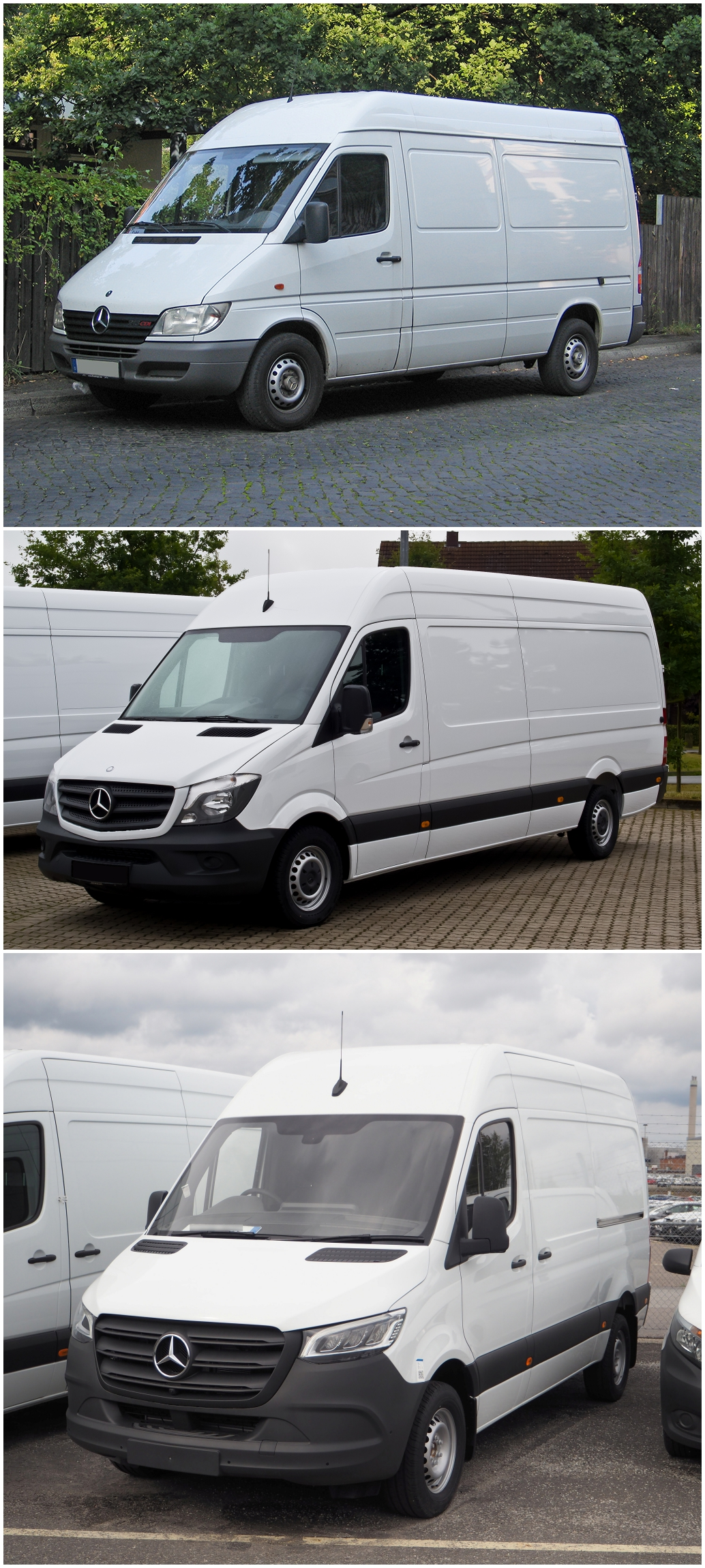 Mercedes-Benz Sprinter - Wikipedia
