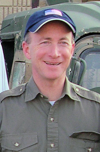 File:Mitch Daniels at Camp Arifjan, Kuwait, April 16, 2006.jpg