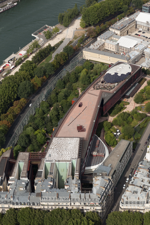 Musée du quai Branly - Jacques-Chirac — Wikipédia