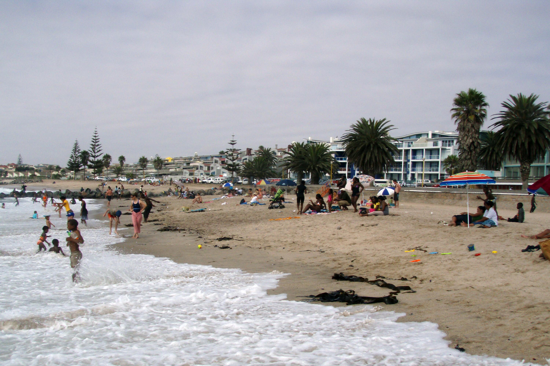 Campsite Beaches In California