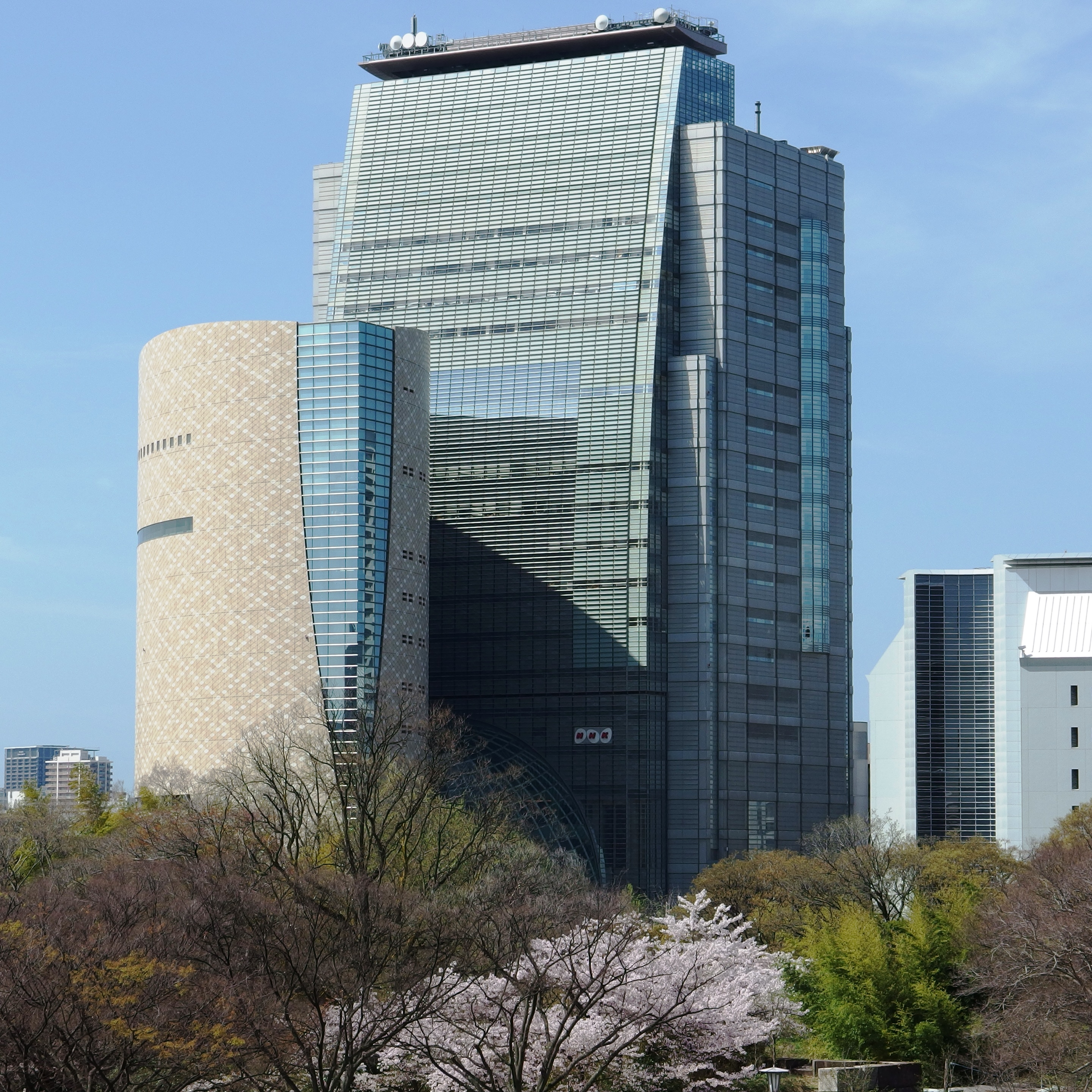 201504: File:NHK Osaka In 201504.JPG