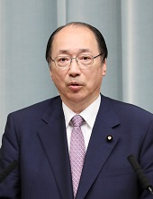 内閣府特命担当大臣(原子力防災担当)'s relation image