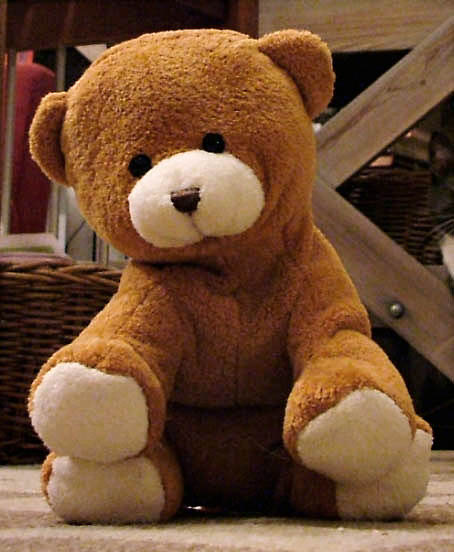 File:Nalle - a small brown teddy bear.jpg