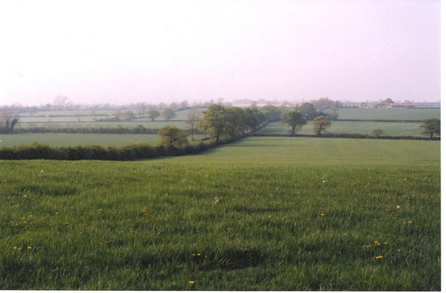 Naseby 1645 - Cromwell's final cavalry charge - geograph.org.uk - 948252