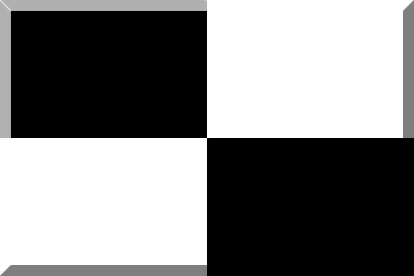 File nero e bianco quadrati png wikimedia commons - Tappeto bianco e nero ...