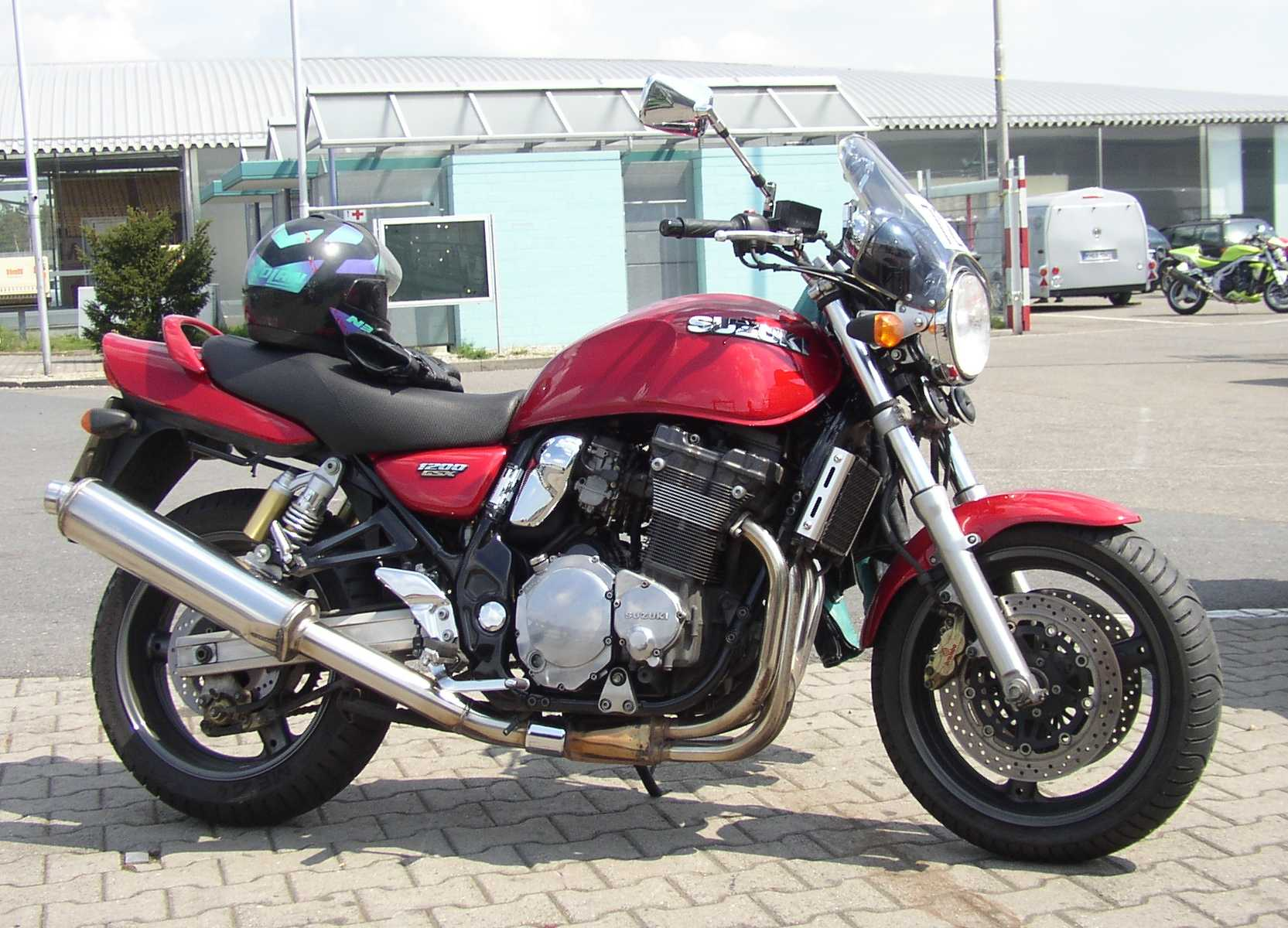 Yamaha X Ride Modifikasi