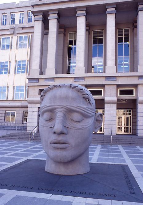 Justice Sculpture Wikipedia