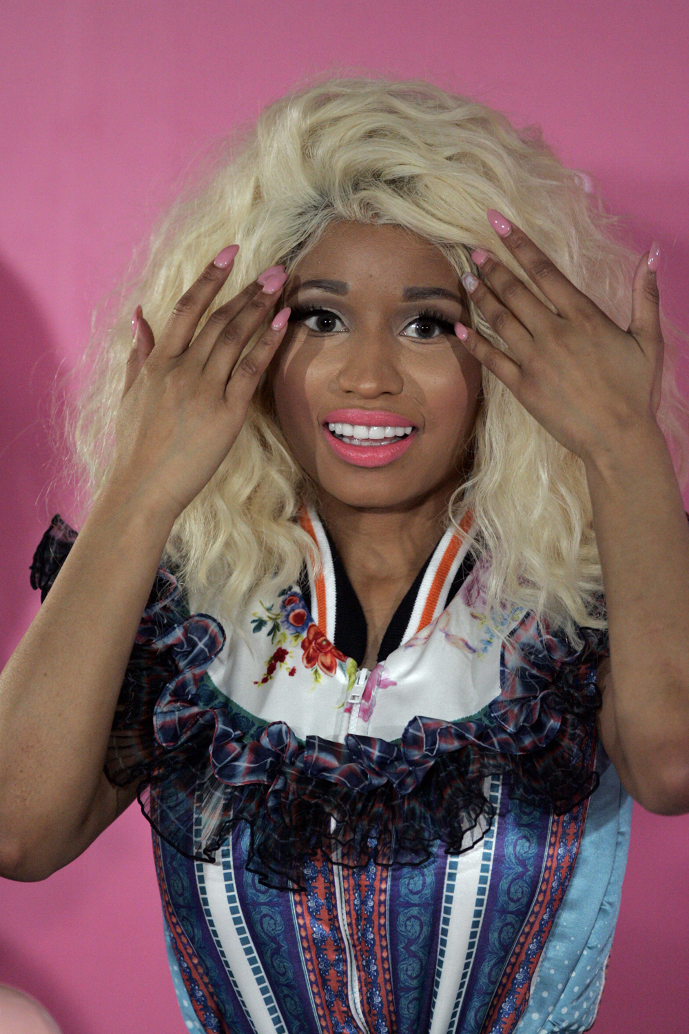 File Nicki Minaj 2 2012 Jpg Wikimedia Commons