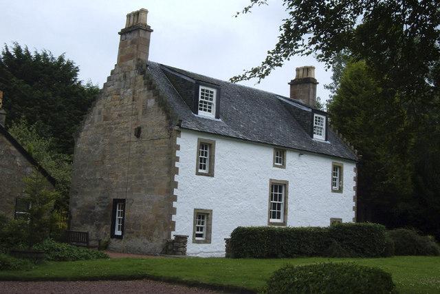 File:Old East Kilbride House