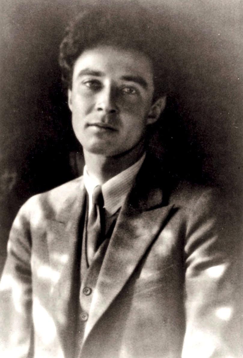 Biography of robert oppenheimer