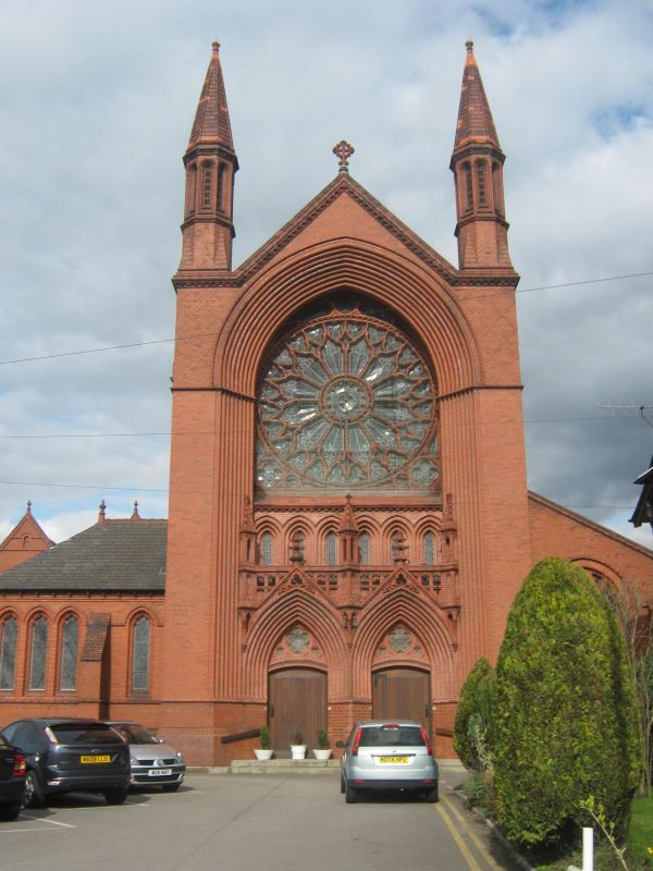 Our Lady and the Apostles Church, Stockport - Wikipedia