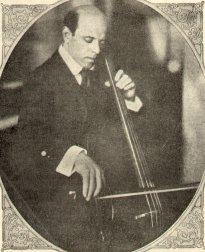 Pau Casals 1922-ben