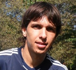 Pablo Zeballos Paraguayan footballer