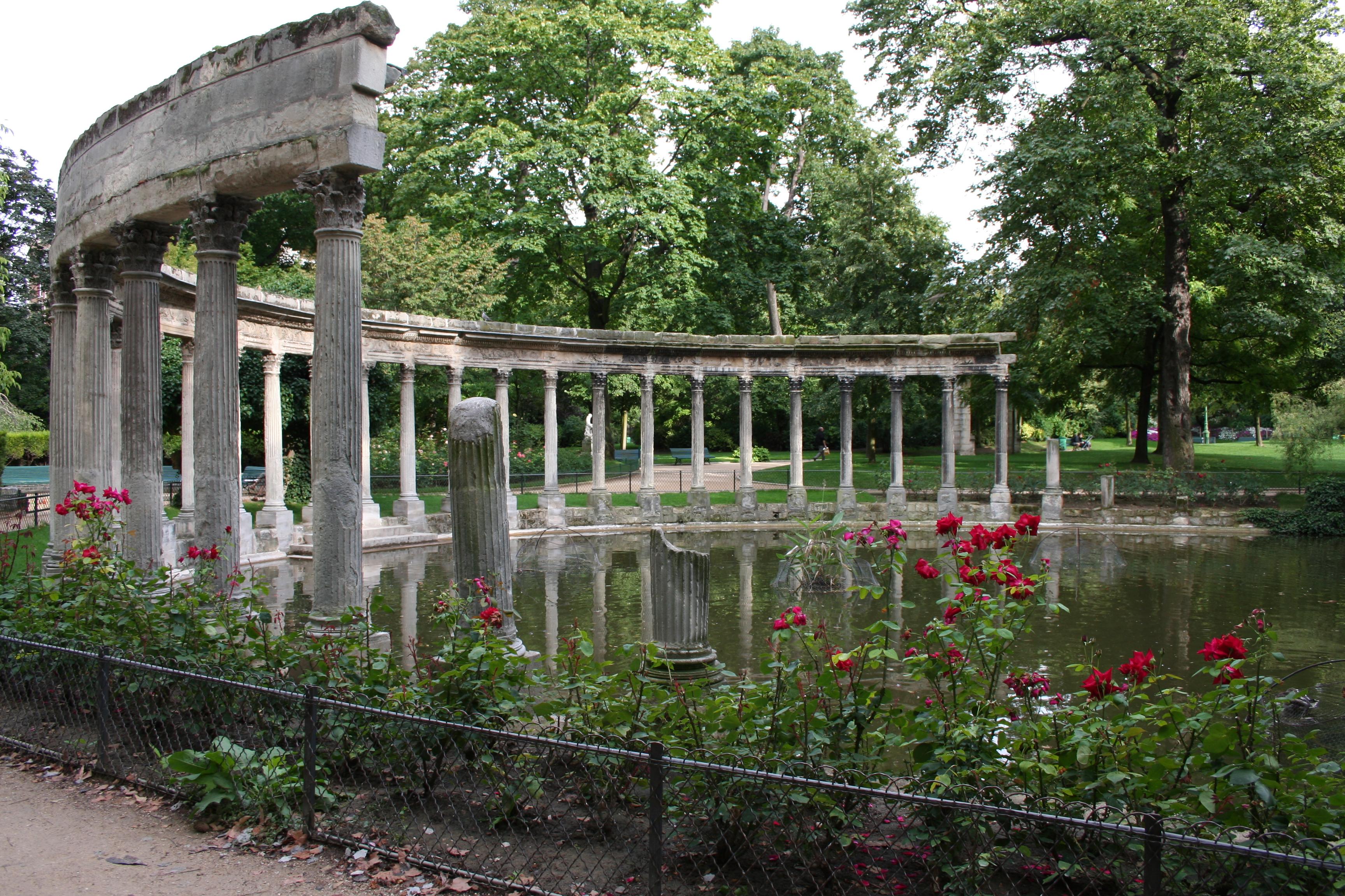 """Résultat de recherche d'images pour """"parc monceau"""""""