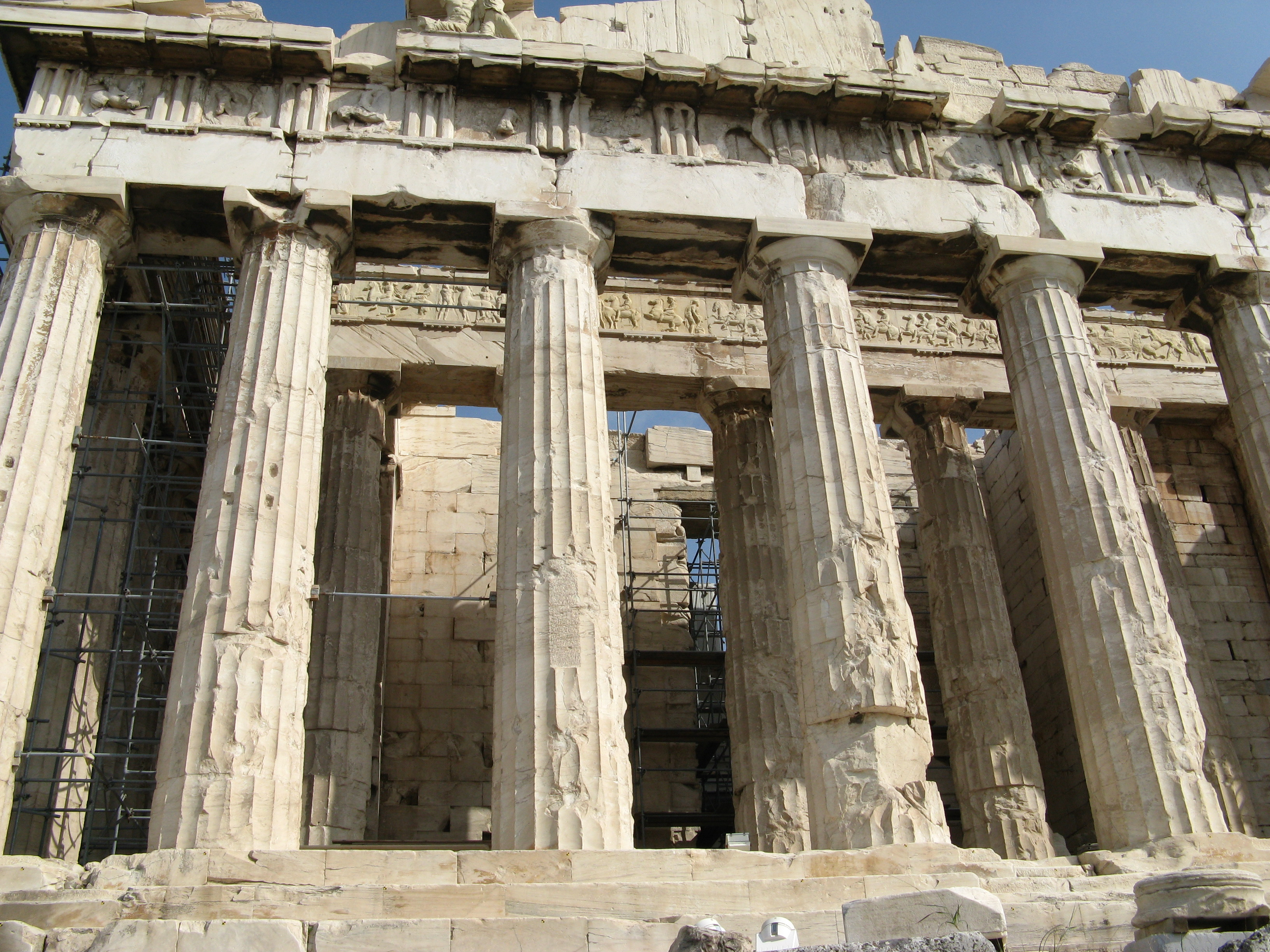 Acropolis: The Greek Parthenon