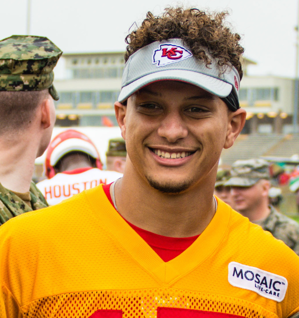 patrick mahomes - photo #1