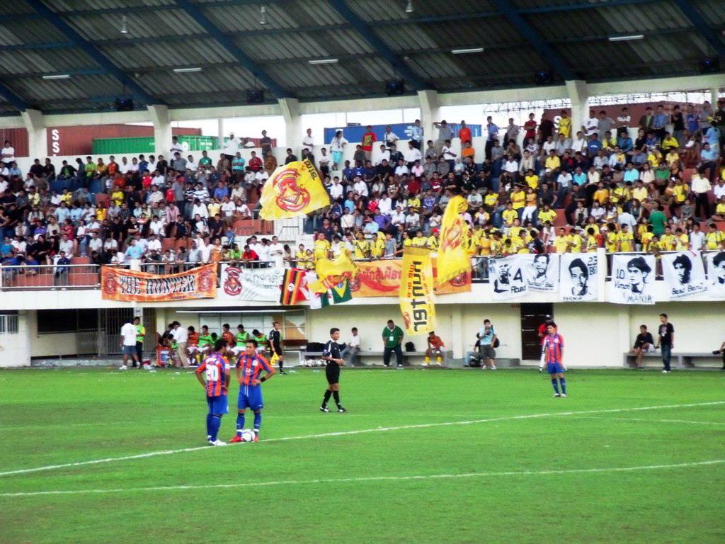 футбол таиланд 3 й дивизион статистика
