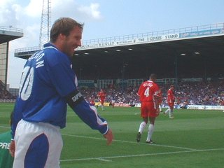 Paul Merson English footballer and manager