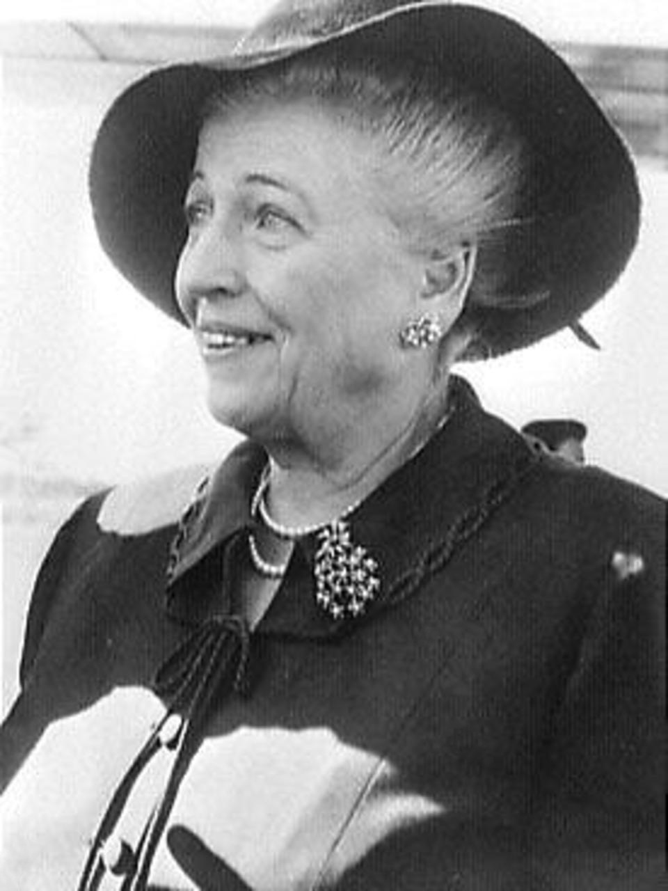 Portrait of Pearl S. Buck
