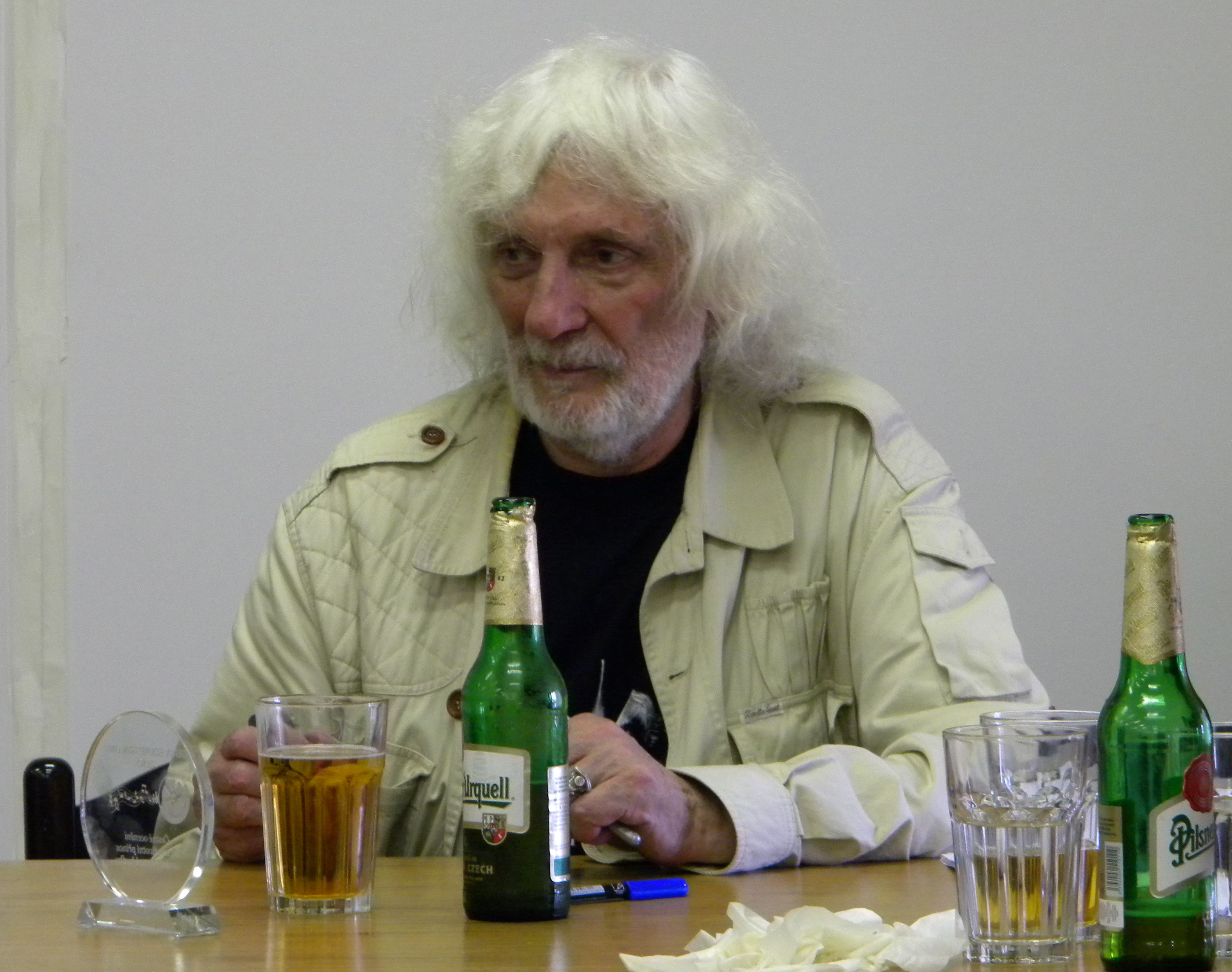 Hapka in 2010