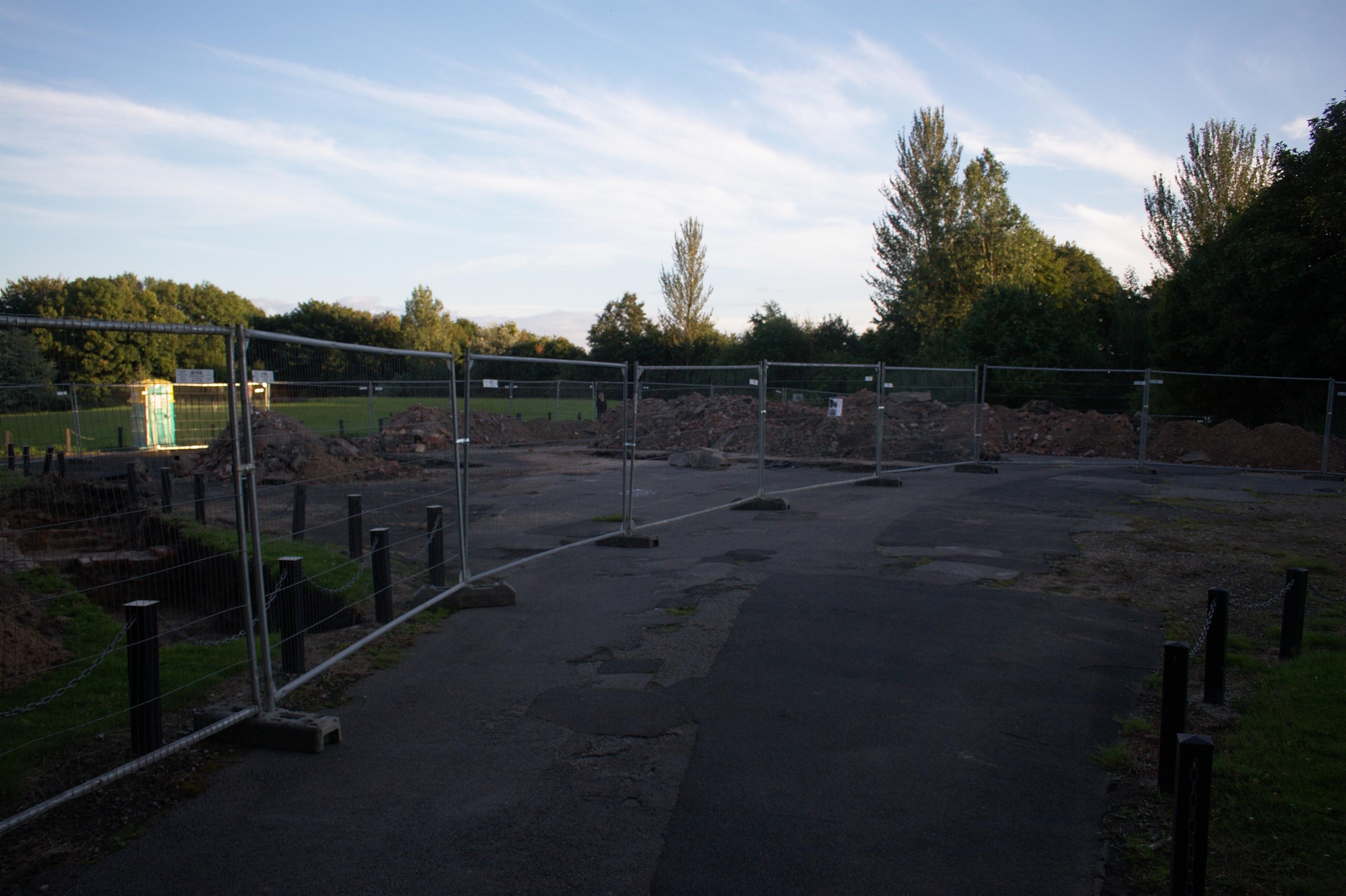Bury New Road Prestwich Car Park