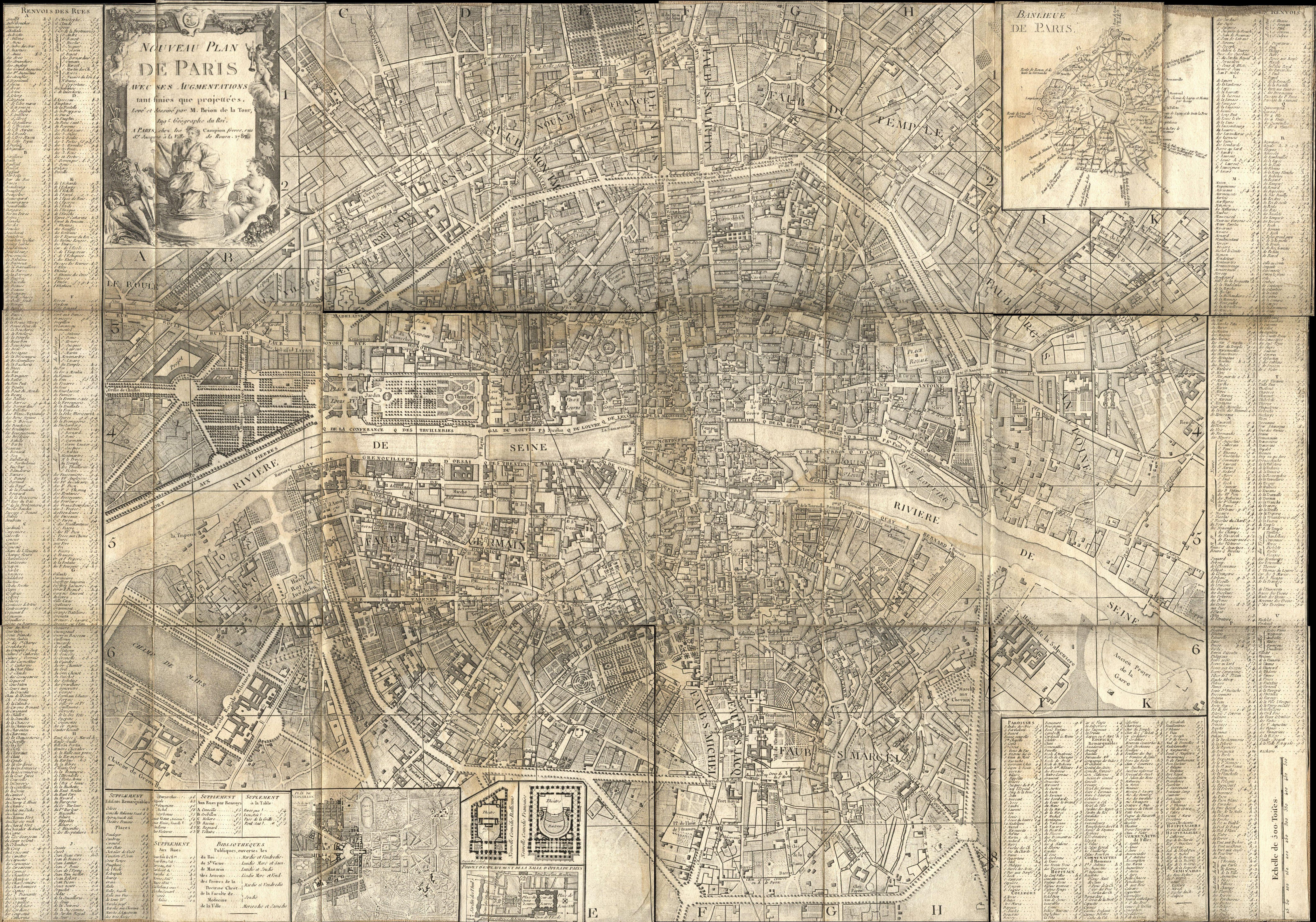 file plan de paris en 1787 par brion de la wikimedia commons. Black Bedroom Furniture Sets. Home Design Ideas