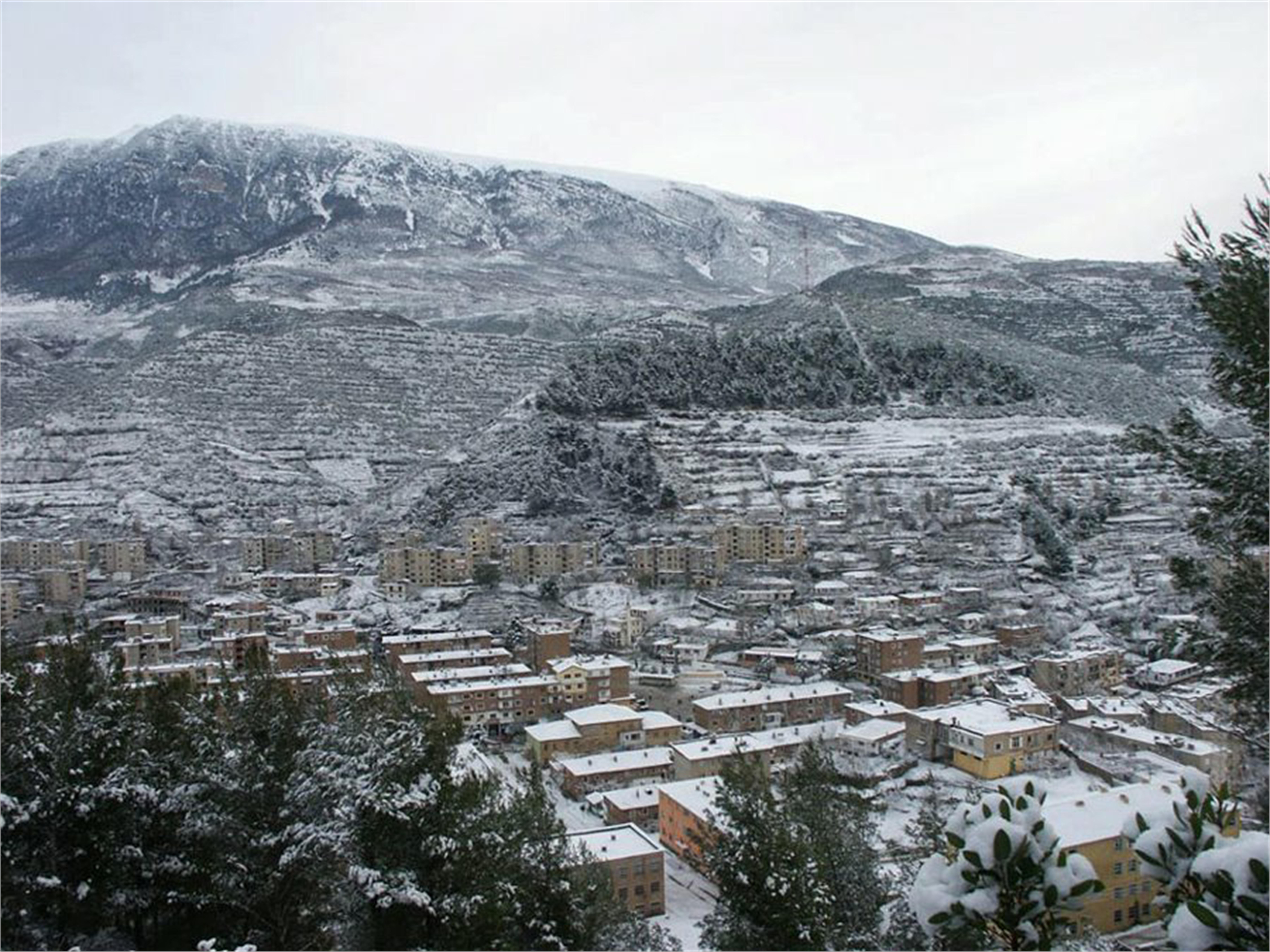 Skrapar albania