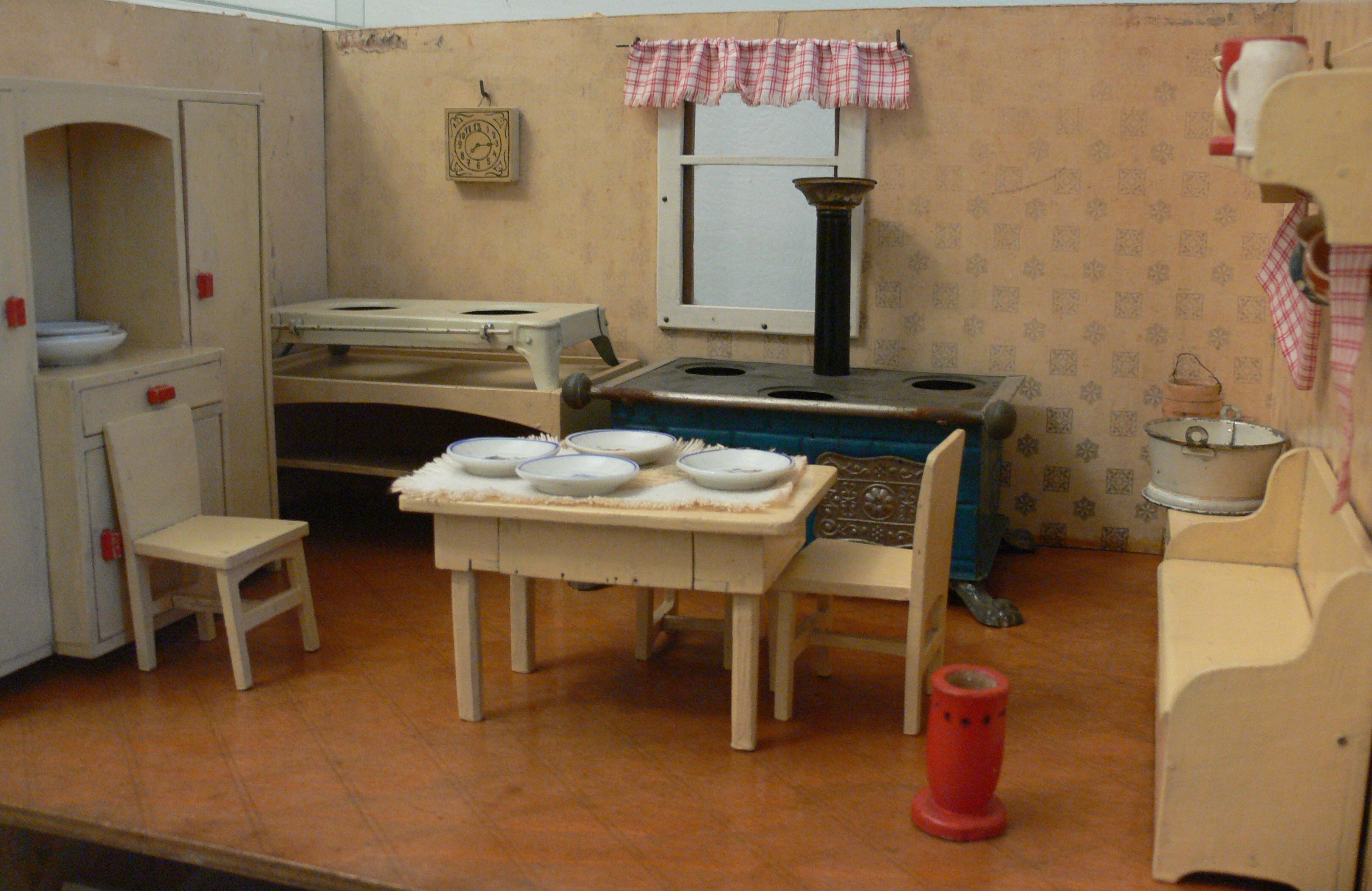0 Küche Für Puppenhaus
