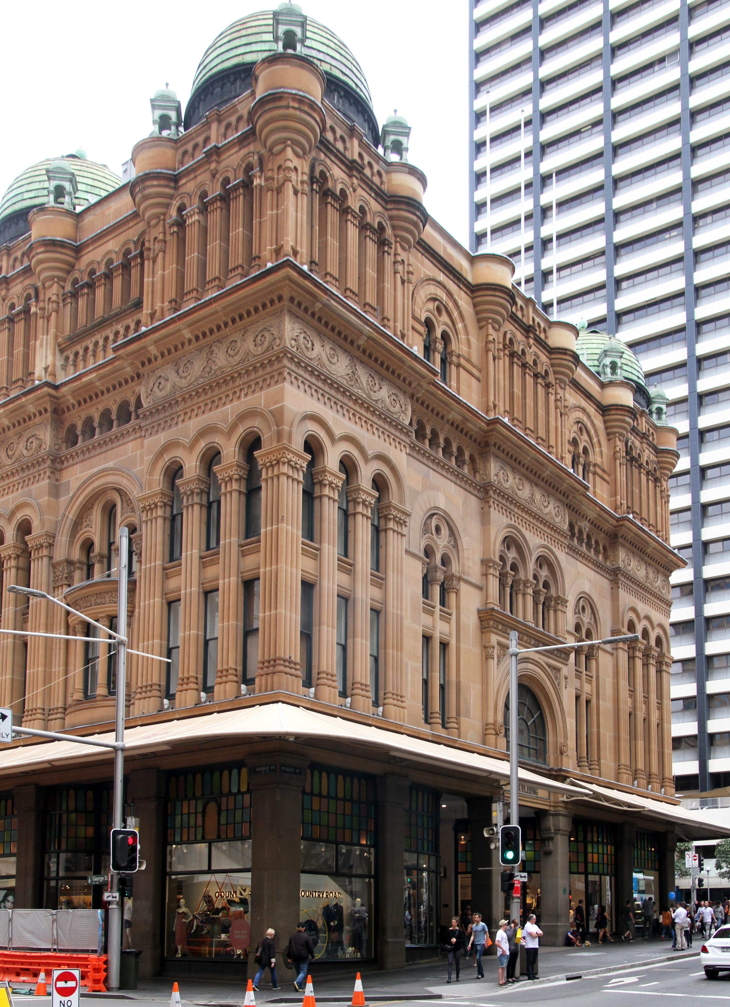 Queen Victoria Building | Sydney, Australia - Official