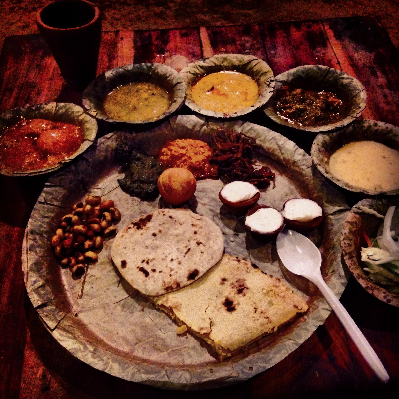Image result for rajasthani food