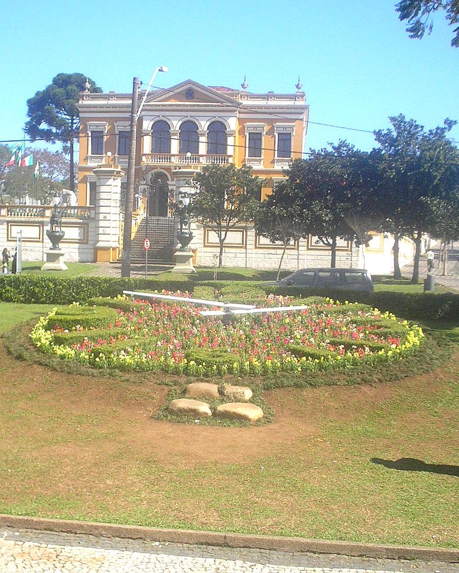 Relógio das Flores (Curitiba) – Wikipédia, a enciclopédia