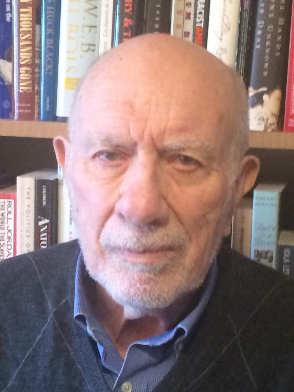 Robert Paul Wolff in December 2018