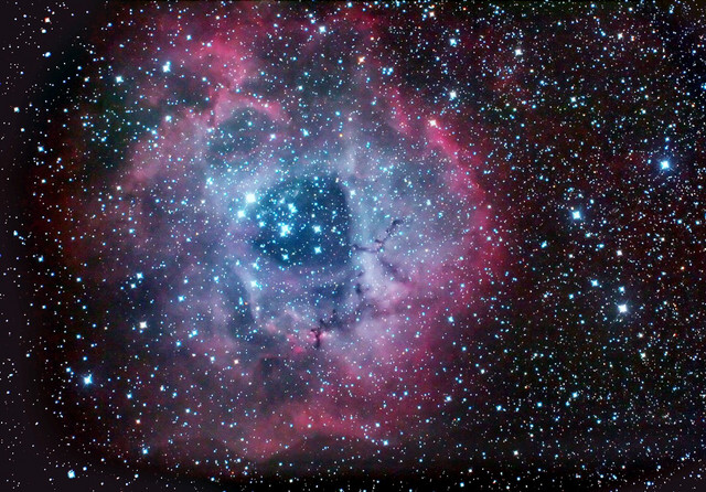 aries constellation within nebula - photo #7