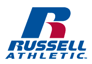 logo de Russell Athletic