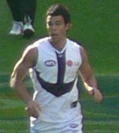 Ryan Crowley Australian rules footballer, born 1984