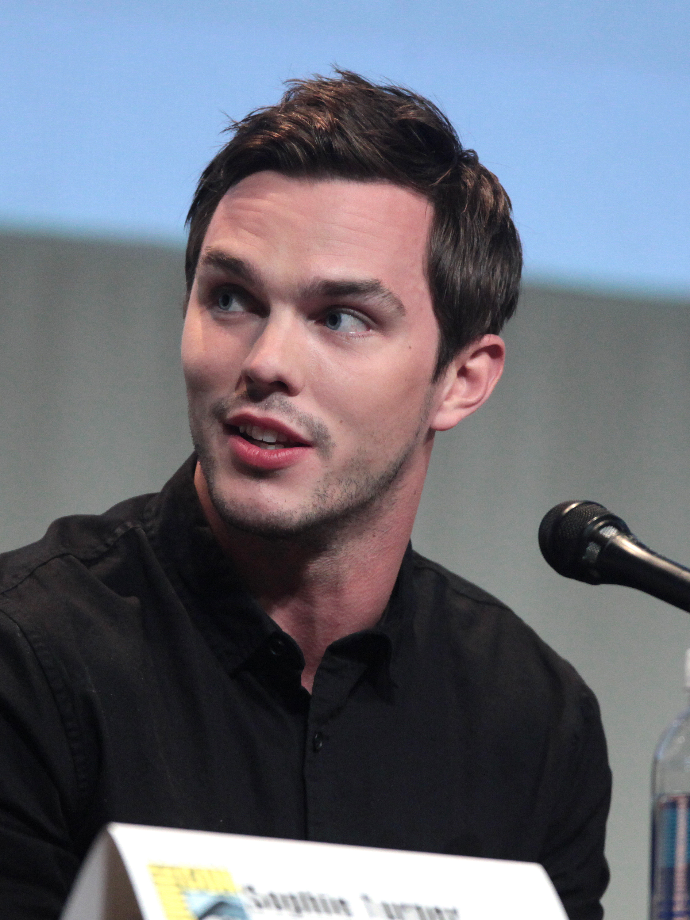 The 28-year old son of father Roger Hoult  and mother Glenis Hoult  Nicholas Hoult in 2018 photo. Nicholas Hoult earned a  million dollar salary - leaving the net worth at 4 million in 2018