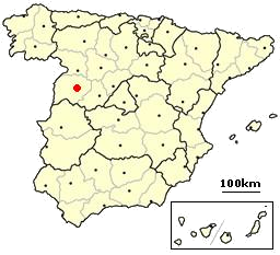 Salamanca, Spain location.png