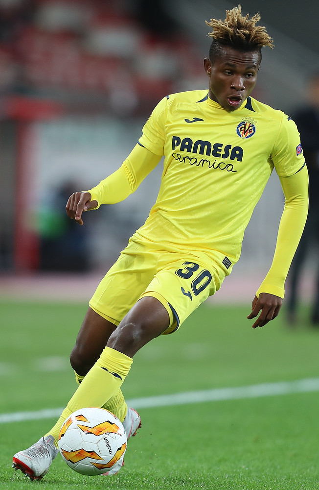 Samuel Chukwueze - Wikipedia